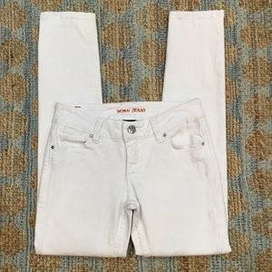 Nordstrom Worn Jeans
